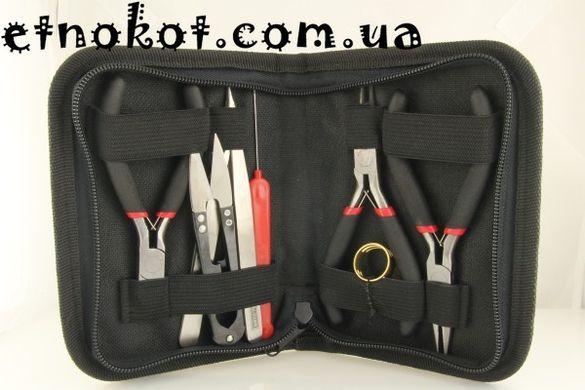 Набор инструментов для создания бижутерии, 8 инструментов
